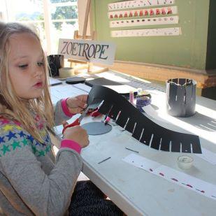 zoetrope workshop